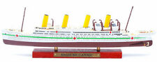 Collect HMHS Britannic Cruise Ship Model Atlas Diecast 1:1250 Ocean Boat Toys