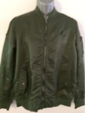 kangol bomber, shuttle jacket Size Medium , Grey , Full Zip, BNWT