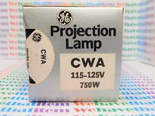 CWA / PROJECTION LAMP, BULB / 115-125amp 750w / 1 PIECE (qzty)