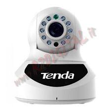 TELECAMERA IPCAM CAMERA TENDA C50S HD NOTTURNA INFRAROSSI WIFI MOTORIZZATA LAN