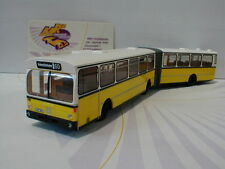 "Rietze 74510 - Mercedes-Benz O 305 G "" SSB Stuttgart "" in gelb-weiß 1:87 NEU"