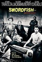Swordfish DVD COMPLETE WITH ORIGINAL SNAP CASE BUY 2 GET 1 FREE