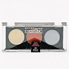 Maybelline Eye Studio Cream Eyeshadow Trio #30 Pedal To The Metal (Pack of 2)