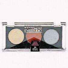 Maybelline Eye Studio Cream Eyeshadow Trio #30 Pedal To The Metal (Pack of 2)