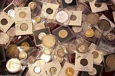 U.S. & World Coins Estate Sale Lot ☆ SILVER BARS PROOFS CURRENCY KEYDATES ERRORS