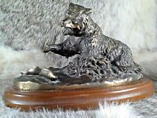 Bronze Bear by Terrel O`brien Gallery Originals