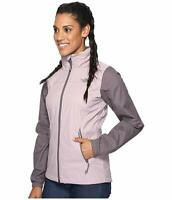 The North Face Womens Resolve Plus Jacket Past Season Quail Grey Size Small