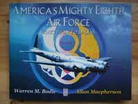 America's Mighty Eighth Air Force: Conception to D-Day, v. 1
