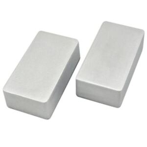 2pcs 125B/1590N1 Aluminum case guitar stompbox&pedal enclosure for guitar e B DT