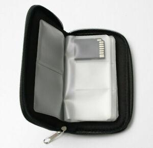 SD2 Speicherkarten Schutz Tasche Micro SD SDHC Tasche Case Box Etui Hülle[#1472]