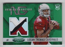 2014 Certified Logan Thomas New Generation Emerald 3 Color Patch Rc (4/5)
