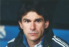 10 x 8 inch photo personally signed by Aitor Karanka when at Middlesbrough.