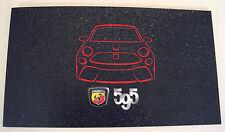 Fiat . Abarth 595 Range . October 2016 Sales Brochure