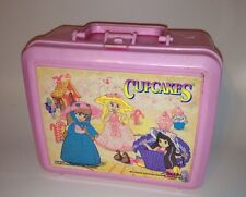 Vintage Aladdin Cupcakes Cupcake Dolls 1991 Lunchbox Tonka Kenner