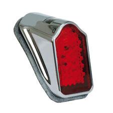 Rücklicht Mini Tombstone rot, LED, für Harley-Davidson mit E-Prüfzeichen