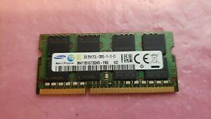 Samsung 8GB PC3L 12800 DDR3L 1600MHz 2Rx8  Laptop Memory RAM 1.35V CL11