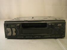 JVC KS-F100 Cassette Player In Dash Receiver 1999 removable face plate car radio