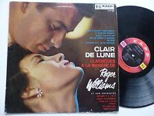 Clair de Lune Classiques a la maniere de ROGER WILLIAMS  KAPP RECORDS 314001