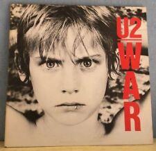 U2 Artist Rock Pop LP Records (1980s)