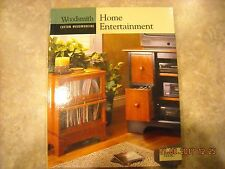 Woodsmith Custom Woodworking Home Entertainment Plans And How To's