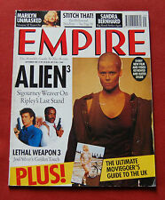 EMPIRE Magazine Issue 39 - September 1992 - Alien 3 Joel Silver Lethal Weapon 3
