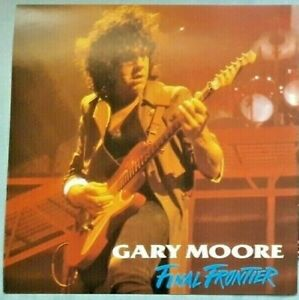 Gary Moore(thin lizzy) – Final Frontier-Live,Boston 1987-