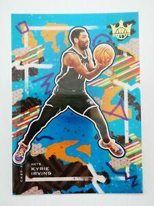 Panini Court Kings 2020-21 N31 NBA carte card #58 Kyrie Irving - Brooklyn Nets