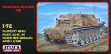 CANON ALLEMAND STURMINFANTERIEGESHUTZ 33B - KIT ATTACK HOBBY KITS 1/72 n° 72819