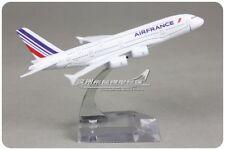 AIR FRANCE AIRBUS A380 Passenger Airplane Plane Aircraft Metal Diecast Model