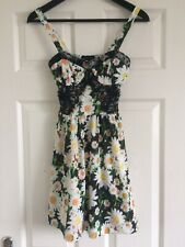 Topshop Petite Dress *Size 8 UK* *IMMACULATE CONDITION*