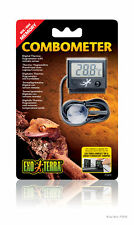 EXO TERRA Thermo-Hygro combo digital meter thermometer hydrometer for reptiles