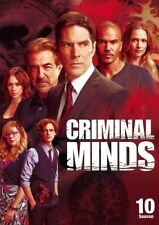 Criminal Minds: Season 10 [New DVD] Boxed Set, Dolby, Subtitled, Widescreen, A