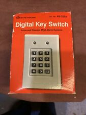 Digital Key Switch Security Keypad Safehouse