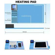 HOT HEAT MAT PLATE PAD FOR IPAD IPHONE SMART PHONE SCREEN REPAIR