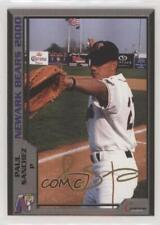 2000 Citation Graphics Newark Bears Paul Sanchez #27