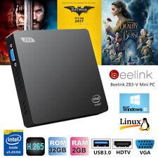 Beelink Z83-V Windows 10 MINI PC Smart TV Box Intel 32GB/2GB 4K 2*WiFi Bluetooth