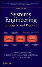 Systems Engineering Principles and Practice (Kossiakoff, 2 edition)