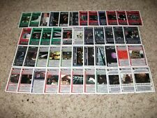 Star Wars CCG Five Rare Cards Lot from Assorted Rares: A New Hope Revised WB