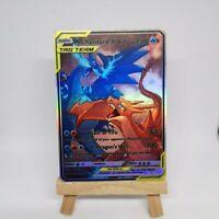 Charizard X & Charizard Y - Tag Team - Custom Pokemon Card