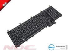 NEW Genuine Dell Alienware M17x R1/R2/R3/R4 SWISS Keyboard+AlienFX LED - 0X12WG