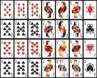Spiel-karten Eßbar Torten-Bild-Aufleger Party Deko Muffin Geburtstag Poker Romme