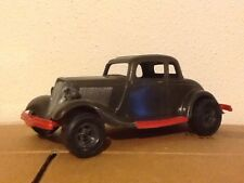 Vintage ford Victoria 1934 Toy Car Plastic