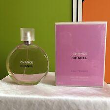 CHANEL CHANCE EAU TENDRE Eau de Toilette Spray 100ml New & Authentic