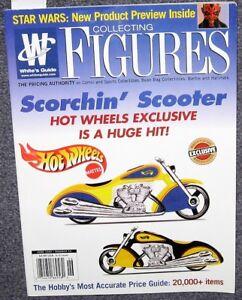 Collecting Figures Price Guide aus USA in sehr gutem Zustand mit Hot Wheels Bild