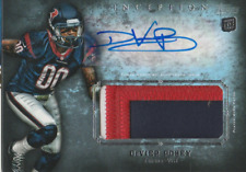 DeVier Posey 2012 Topps Inception RC rookie RPA autograph auto card AJP-DP