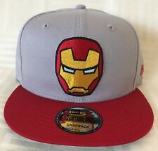 Tokidoki Marvel Iron Man 2017 Snapback Hat [TH6]