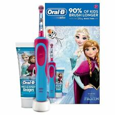 Braun Oral-B Disney Princess Rechargeable Electric Toothbrush Gift Set