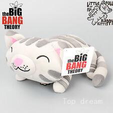 "The Big Bang Theory Cute Soft Kitty Cat Singing Plush Toy 12"" Teddy Xmas Gift"