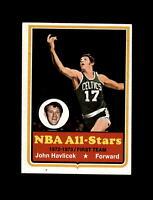 1973-74 Topps Basketball #20 John Havlicek All Stars (Celtics) NM