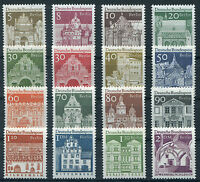 Berlin 270 - 285 sauber postfrisch Deutsche Bauwerke komplett 270 - 285 MNH